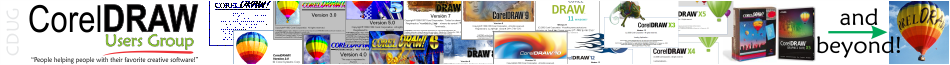 Corel Draw Users Group